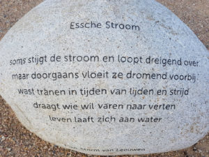 tekst over Essche stroom